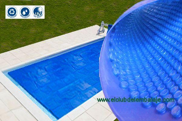Manta t rmica solar for Manta termica piscina