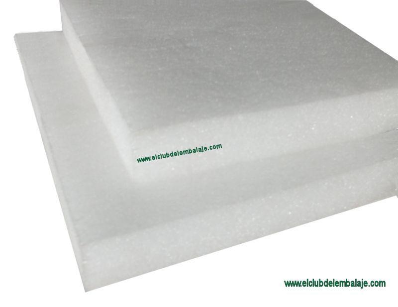 54b50ac312e Plancha de espuma de protección